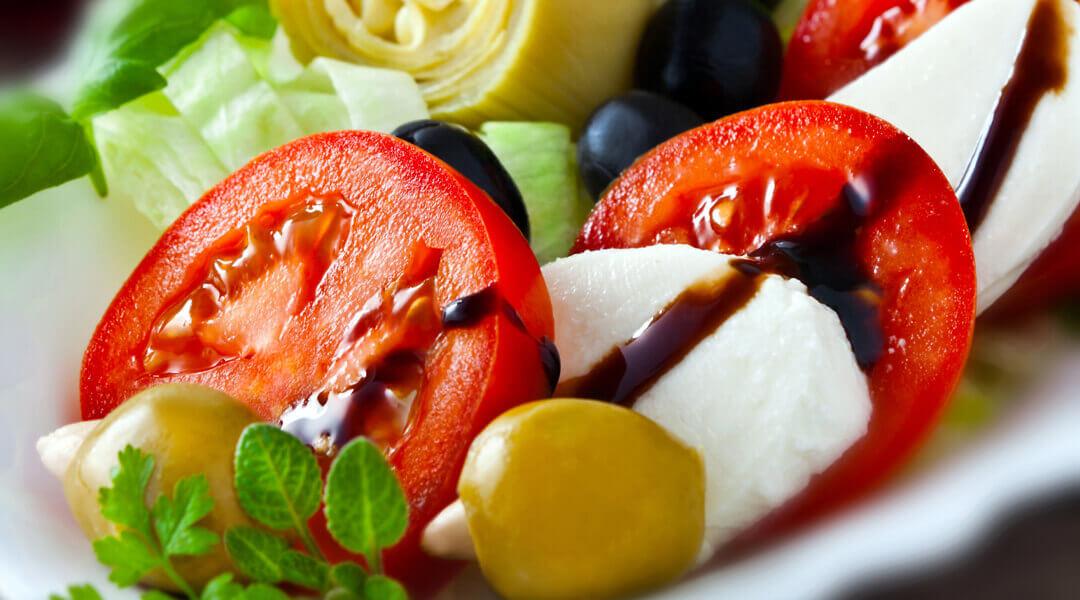 Ablauf Salatbuffet