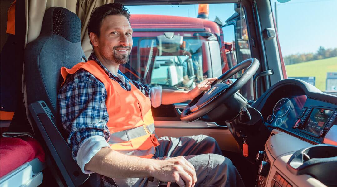 Reha für Berufskraftfahrer