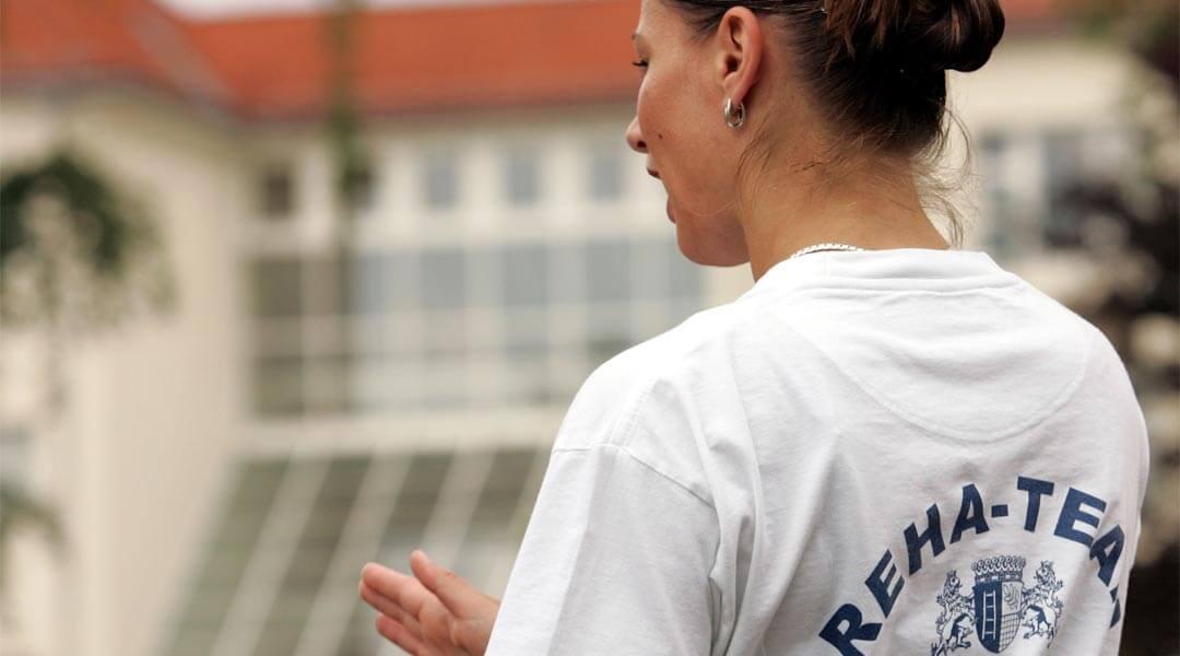 Betreuung und Pflege durch Reha-Team