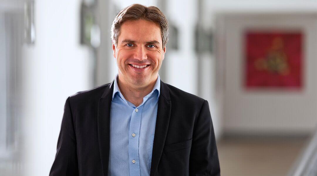 Christoph Essmann Geschäftsführer Moritz Klinik