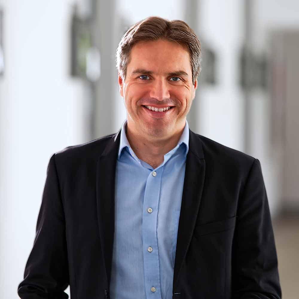 Geschäftsführer Christoph Essmann