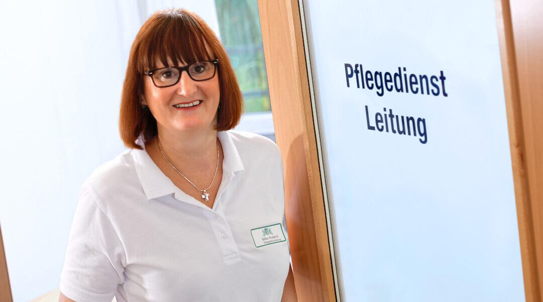 Pflegedienstleitung in der Moritz Klinik
