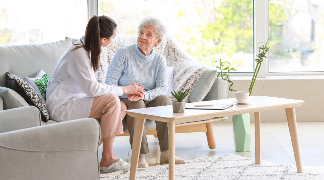 Seelsorge und Besuchsdienst bei Patienten