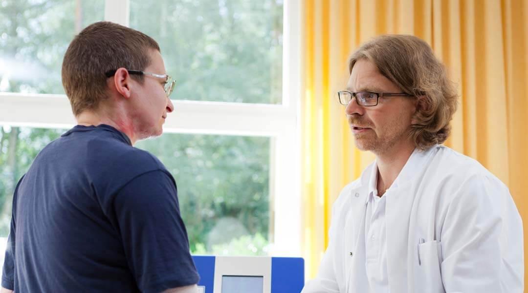 Wir beraten Sie professionell zu den Methoden zur Schmerztherapie in der Moritz Klinik